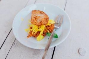 Coeur Catering smakelijk eten pork