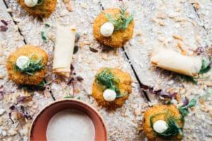Recept Gaston Coeur Catering recipe fish vers quick&easy