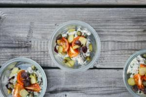 Recept Gaston Coeur Catering recipe vers quick&easy